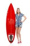 Surfist Royalty Free Stock Photo
