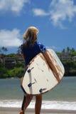 Surfista Imagens de Stock Royalty Free