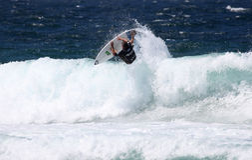 Surfista Immagine Stock