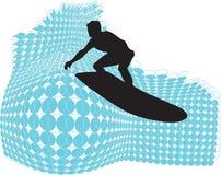 Surfista Foto de Stock