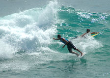 Surfista 21 Fotografia Stock Libera da Diritti