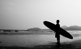 Surfista foto de stock royalty free
