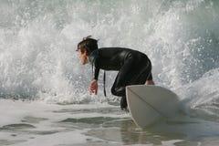 Surfista Immagine Stock Libera da Diritti