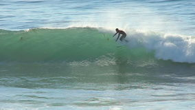 Surfista Adriano DeSouza que surfa no clássico de O'neill Coldwater