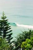 Surfistas de Coolangatta Fotografia de Stock Royalty Free