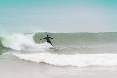 Surfistas de New-jersey Imagem de Stock