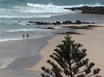 Surfisti Immagine Stock Libera da Diritti
