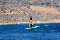 Surfisti in Los Angeles-area Fotografia Stock Libera da Diritti