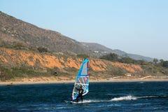 Surfisti in Los Angeles-area Immagini Stock