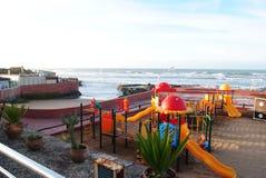 Surfland儿童公园 免版税库存照片