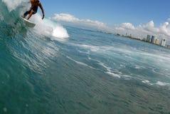 surfować Fotografia Royalty Free
