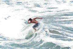 surfować Zdjęcie Royalty Free
