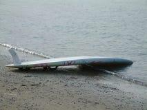 Surfplank stock foto's