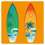 Surfplank Royalty-vrije Stock Foto