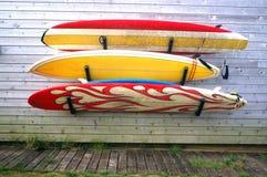 Surfplanken Royalty-vrije Stock Afbeelding