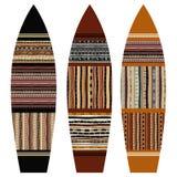surfplanken Stock Foto's