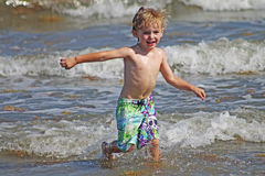 Surfs Up Stock Photography