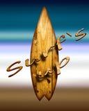 surfuje surfować Zdjęcia Stock
