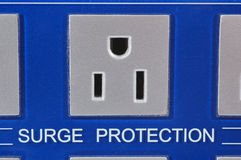 Surge Protection Royalty Free Stock Photography