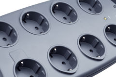Surge protector Stock Image