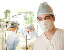 Surgeon Royalty Free Stock Image