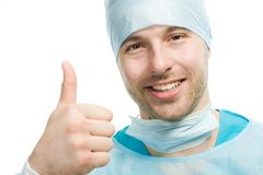 Surgeon Stock Image