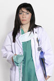 Surgeon 2 Royalty Free Stock Photography