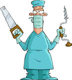 Surgeon Stock Photography