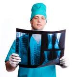 Surgeon Royalty Free Stock Photo