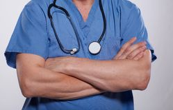 Surgeon Stock Image