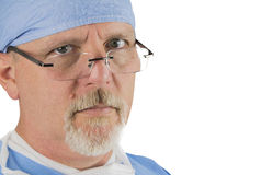 Surgeon with Glasses Stock Photography