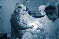 Surgeon room Stock Photos