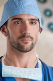 Surgeon at Work Stock Photos