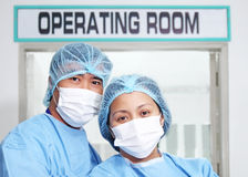 Surgeons Royalty Free Stock Photography