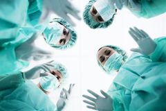 Surgeons Royalty Free Stock Photos