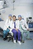 Surgeons Stock Photography