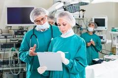 Surgeons Stock Images
