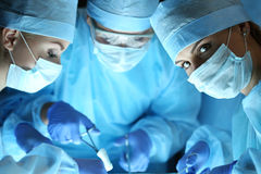Surgery and emergency concept Royalty Free Stock Image