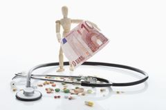 Surgery fees Royalty Free Stock Photo