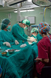 Surgery operation stock photography