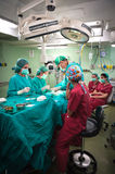 Surgery operation procedure stock photography