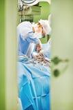 Surgery operation royalty free stock photo