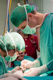 Surgery operation Royalty Free Stock Images