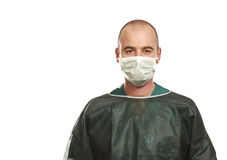 Surgery ready for work Royalty Free Stock Images
