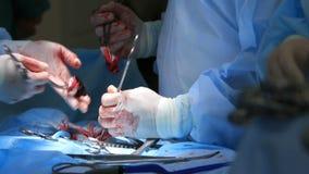 Surgery Refocus Closeup