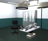 Surgery room Stock Image