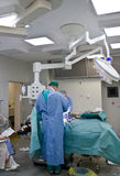 Surgery room royalty free stock photography