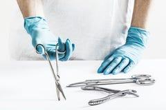 Surgery Royalty Free Stock Image