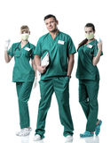 Surgery Team Royalty Free Stock Photo