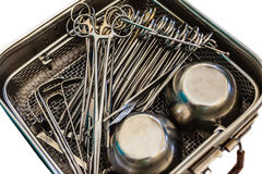 Free Surgical Equipment Royalty Free Stock Image - 44412996
